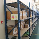 use pallet rack warehouse shelving for more space