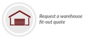 Request a warehouse fit-out quote