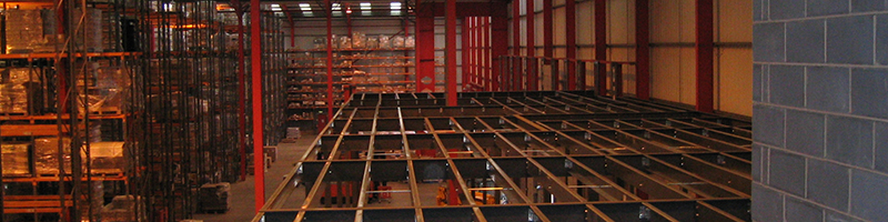 How to Scope Your Warehouse Mezzanine Floor Project